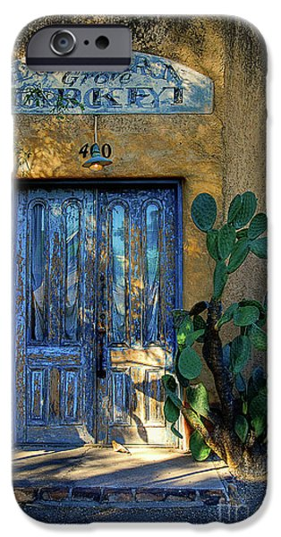Lois Bryan iPhone Cases - Elysian Grove In The Morning iPhone Case by Lois Bryan