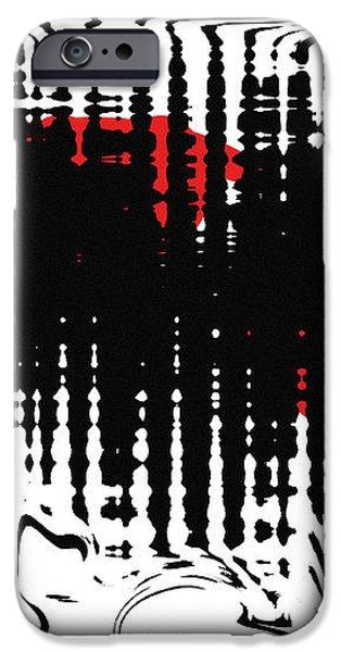 Emotion iPhone Case by David Dehner