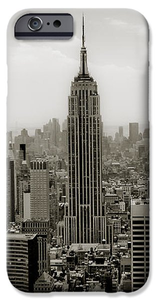 Empire State iPhone Case by Ken Marsh