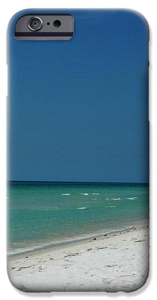 Endless Horizon iPhone Case by Susanne Van Hulst
