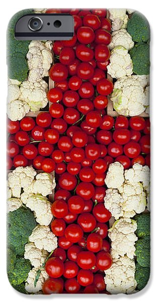 England iPhone Case by Axiom Photographic