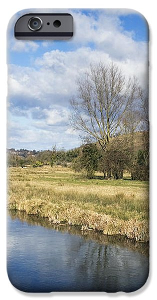 English countryside iPhone Case by Jane Rix