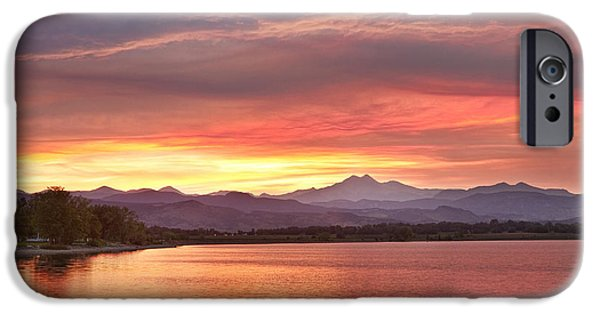 Epic iPhone Cases - Epic August Sunset 2 iPhone Case by James BO  Insogna