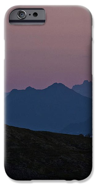 Evening Mood  iPhone Case by Heiko Koehrer-Wagner