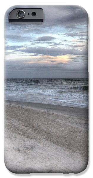 Evening Paradise iPhone Case by Betsy A  Cutler