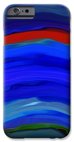 Stratum iPhone Cases - Everchanging iPhone Case by Bonnie Bruno