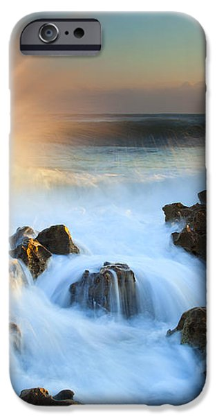 Explosive Dawn iPhone Case by Mike  Dawson