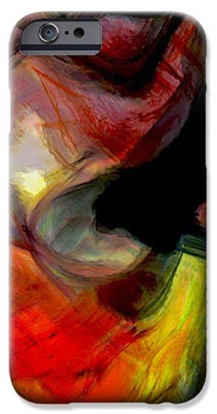 Eye Candy iPhone Case by Linda Sannuti