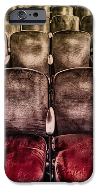 Face Your Audience iPhone Case by Evelina Kremsdorf