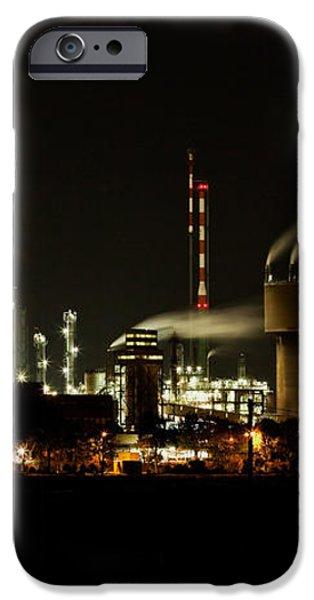 Factory iPhone Case by Nailia Schwarz