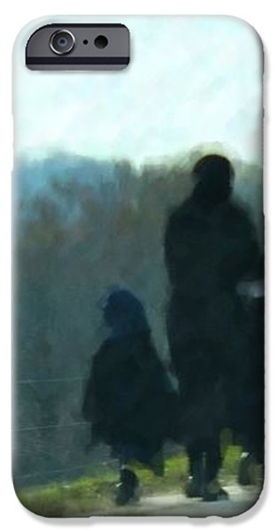 Family Time iPhone Case by Debbi Granruth