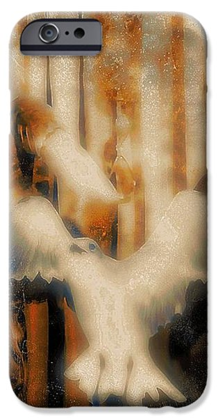 Fantasies of You iPhone Case by Tisha McGee