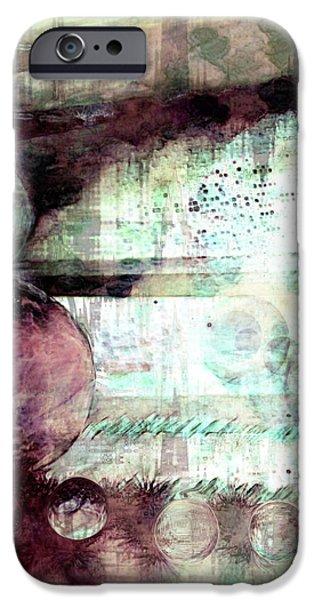 Far Dreaming iPhone Case by Linda Sannuti