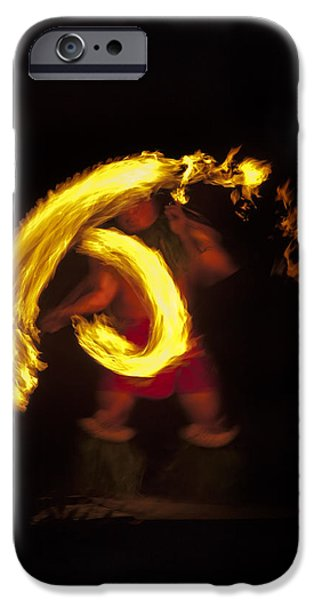Feel the Heat iPhone Case by Mike  Dawson