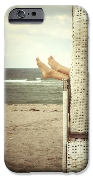 feet iPhone Case by Joana Kruse