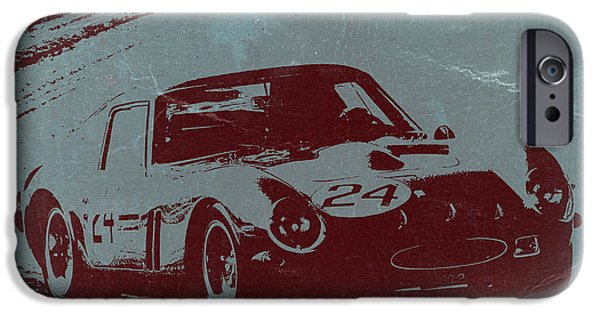 Concept iPhone Cases - Ferrari GTO iPhone Case by Naxart Studio