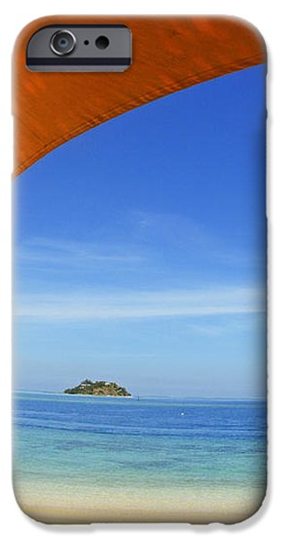 Fiji, Malolo Island iPhone Case by Himani - Printscapes