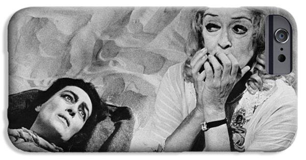 Movie Scene iPhone Cases - Film: Baby Jane, 1962 iPhone Case by Granger