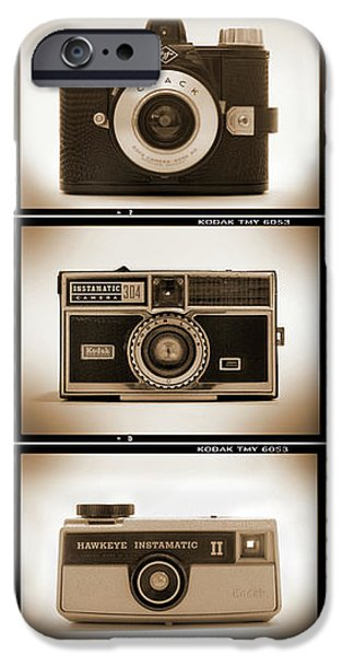 Film Camera Proofs 1 iPhone Case by Mike McGlothlen