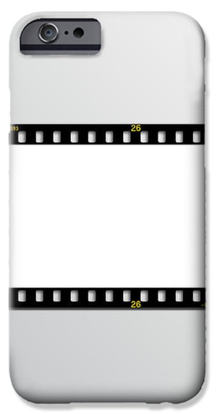 film strip iPhone Case by Hans Engbers