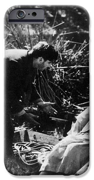 FILM: SUNRISE, 1927 iPhone Case by Granger