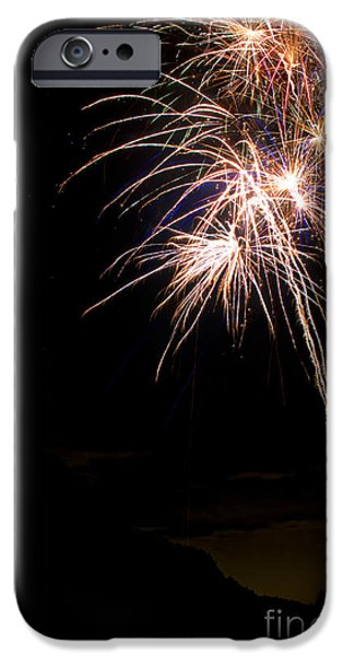 Fireworks   iPhone Case by James BO  Insogna
