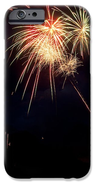 Fireworks 49 iPhone Case by James BO  Insogna