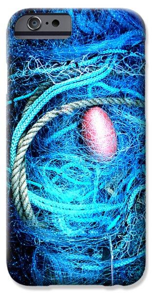 Fish Robe Net   iPhone Case by Colette V Hera  Guggenheim