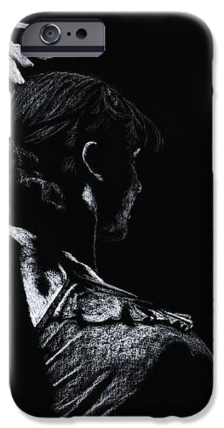 Flamenco Recital iPhone Case by Richard Young