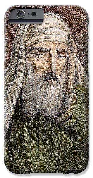 Flavius iPhone Cases - Flavius Josephus (37-?100) iPhone Case by Granger