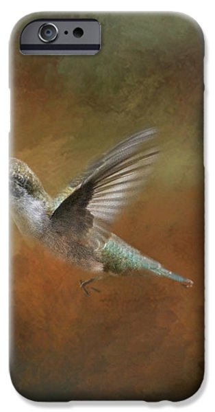 Flight of the Angel  iPhone Case by Cris Hayes