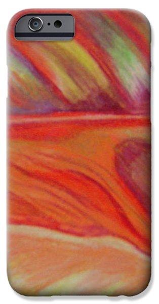 FLOWER DETAIL iPhone Case by FANNY DIAZ