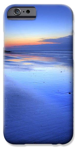 Folly iPhone Cases - Folly Beach Dawn II iPhone Case by Dustin K Ryan
