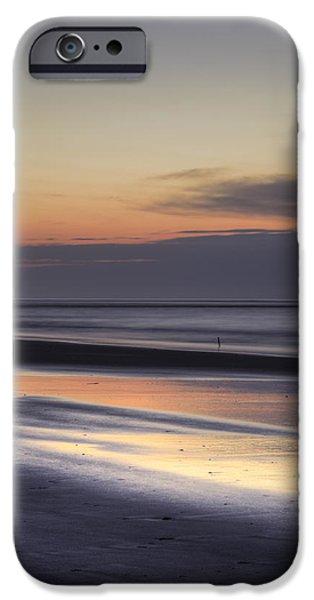 Folly iPhone Cases - Folly Beach Morning  iPhone Case by Dustin K Ryan
