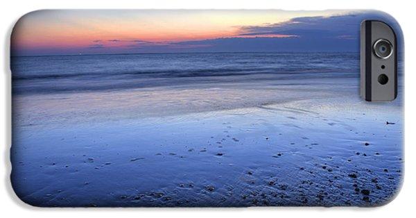 Folly iPhone Cases - Folly Beach Rays iPhone Case by Dustin K Ryan
