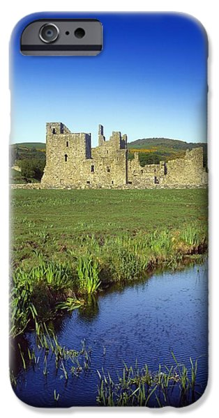 Fore Abbey, Co Westmeath, Ireland iPhone Case by The Irish Image Collection