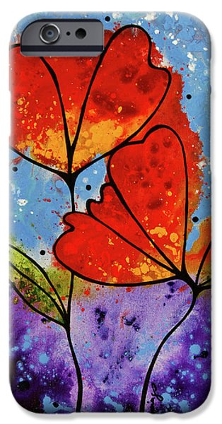 Forever Yours iPhone Case by Sharon Cummings