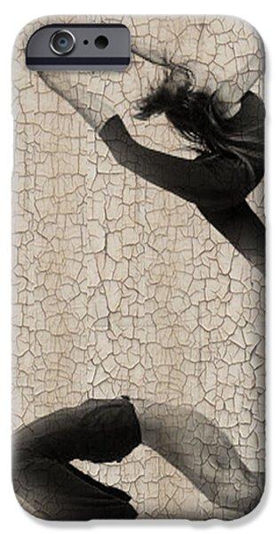 Forgotten Romance 5 iPhone Case by Naxart Studio