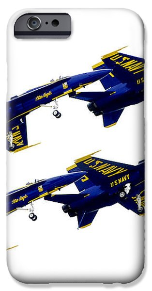 Formation iPhone Case by Greg Fortier
