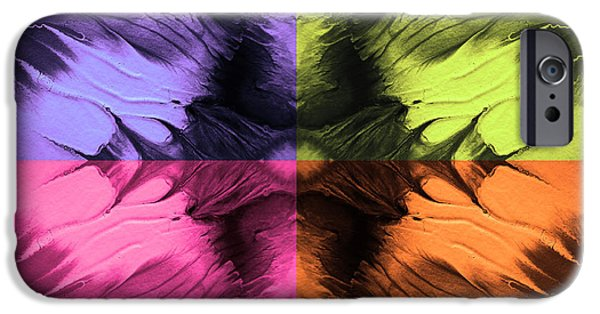 Surrealism Digital iPhone Cases - Four corners iPhone Case by Sumit Mehndiratta