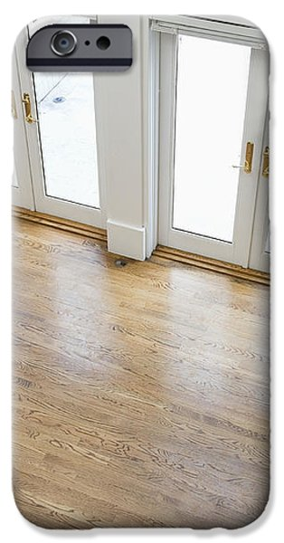 Foyer and French Doors iPhone Case by Andersen Ross