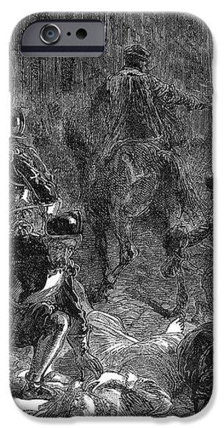 FRANCE: MASSACRE, 1572 iPhone Case by Granger