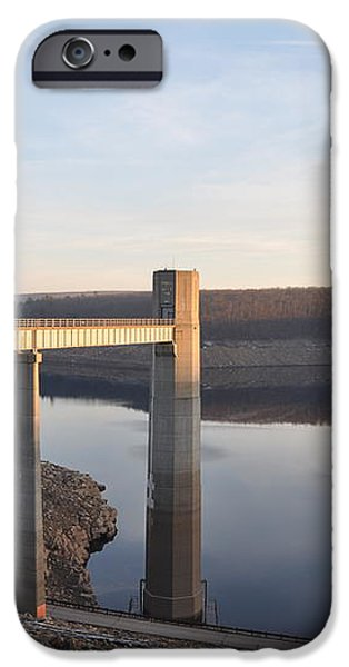 Francis E Walter Dam iPhone Case by Bill Cannon