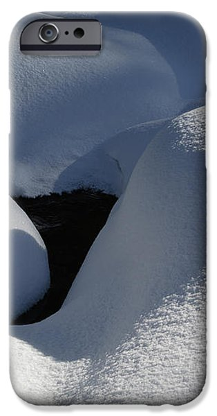 Franconia Brook - White Mountains New Hampshire  iPhone Case by Erin Paul Donovan