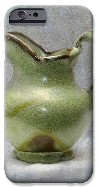 Frankhoma Pitcher iPhone Case by Betty LaRue