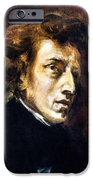 FREDERIC CHOPIN iPhone Case by Granger