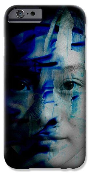 Free Spirited Creativity iPhone Case by Christopher Gaston