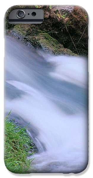 Freely Flowing iPhone Case by Kristin Elmquist