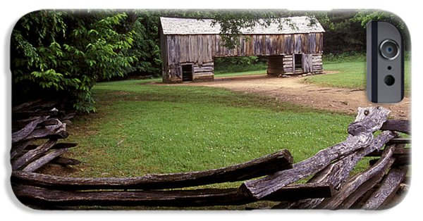 Tn Barn iPhone Cases - From Days Gone By iPhone Case by Paul W Faust -  Impressions of Light