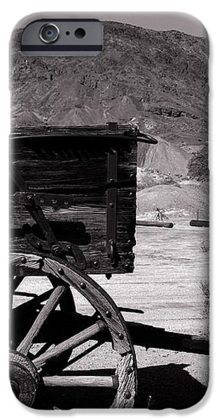 From the Good Old Days iPhone Case by Susanne Van Hulst